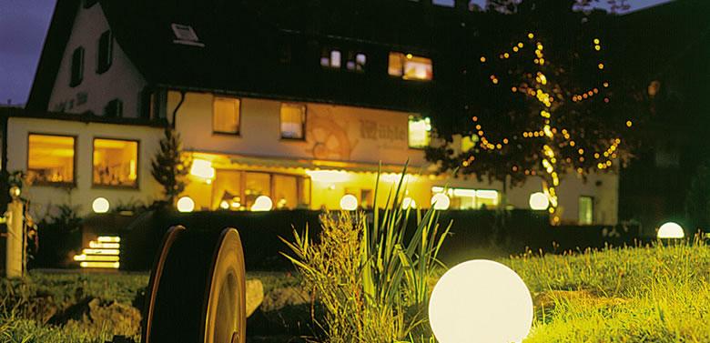 Hotel Mühle zu Gersbach Schopfheim Lörrach südlicher Schwarzwald an der Schweizer Grenze